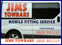 Jims Towbars - Cambridge